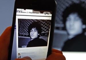 Телеканал Al Arabiya выложил скриншот последней записи Джохара Царнаева на Facebook