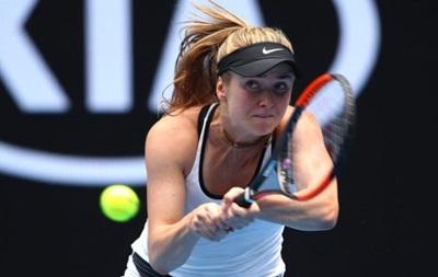 Тайбэй: Свитолина одолела Жабер ивышла вполуфинал турнира WTA