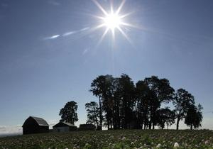 Погода в Украине - прогнозы погоды - 2 августа - Сухой летний ветер обнимет Украину
