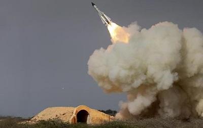 ВИране ответили наугрозы США учениями с употреблением ракетных комплексов
