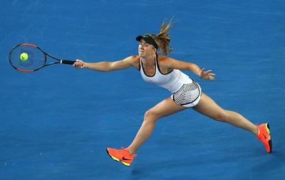 Одесская теннисистка— вполуфинале турнира наТайване