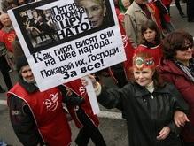 Украинская власть проваливает работу по популяризации НАТО