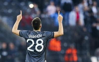 Евгений Шахов забил дебютный гол вчемпионате Греции— Украинцы вГреции