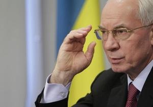 Азаров в интервью ВВС Україна: Сегодня альтернативы нам нет