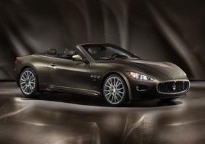 Maserati совместно с итальянским домом моды выпустят эксклюзивное авто