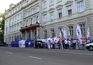 ВВС Україна: Языковой Майдан во Львове