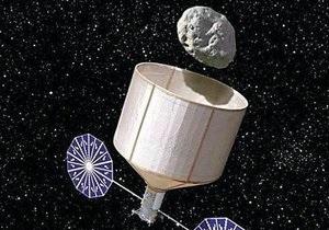 Новости космоса - новости науки - NASA - астероиды: NASA начнет работу над проектом по ловле астероида летом