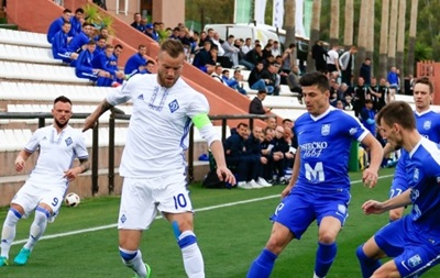 «Динамо» обыграло хорватский «Осиек» в следующем межсезонном матче