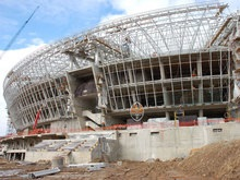 УЕФА не нравится, как Донецк готовится к Евро-2012