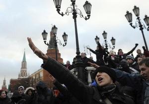 В Москве завершился митинг на Болотной площади