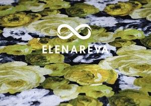 Завтра на UFW покажут совместный проект дизайнера Елены Ревы и участницы биеннале Алины Якубенко