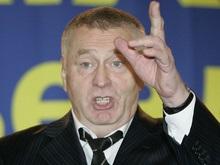 Евро-2008: Жириновский верит в победу сборной России