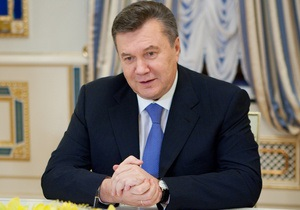 Янукович вновь одобрил списание задолженности предприятий ТЭК
