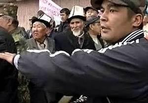 Число погибших в беспорядках в Оше возросло до 7 человек. Столкновения продолжаются