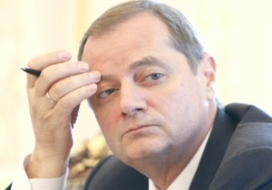 Янукович уволил заместителя Левочкина