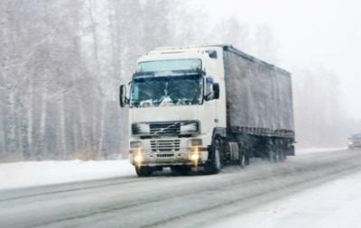У восьми областях на дорогах критична ситуація
