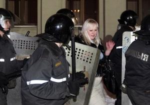 Годовщина выборов: в Минске задержаны более 30 демонстрантов