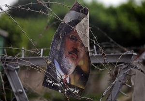 Египет - Залитый кровью Египет замер под властью военных