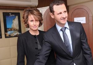 Лондон разрабатывает экстренный план в связи с британским подданством жены президента Сирии