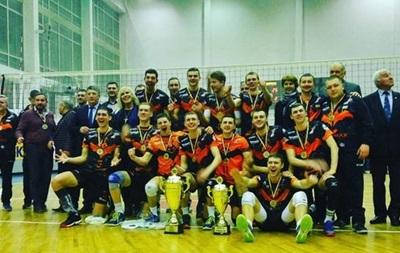 Хімік і Кажани завоювали Кубок України з волейболу
