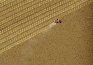Украина резко сократила экспорт зерна по итогам маркетингового года