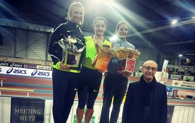 Українські легкоатлетки успішно виступили у Франції і Чехії