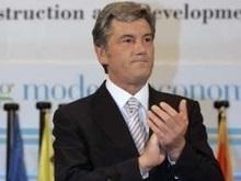 Ющенко улетит на четыре дня в Канаду
