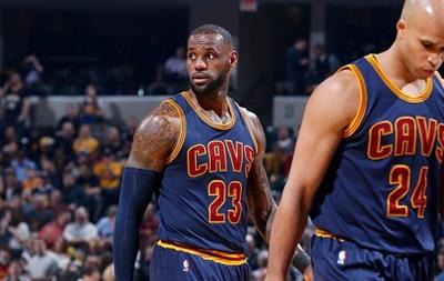 Леброн Джеймс и Блэйк Гриффин признаны лучшими игроками недели в НБА