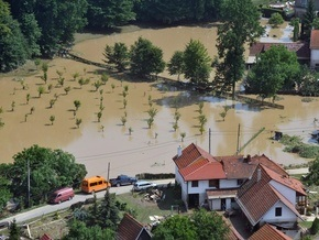 Число жертв наводнений в Чехии увеличилось до десяти