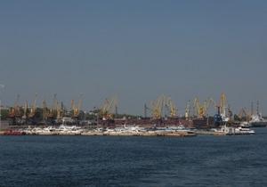 Европол назвал порт Одессы одной из крупнейших точек транзита кокаина в Европу
