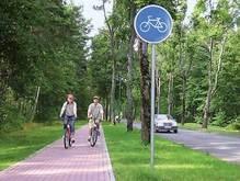 Районы Киева предложили места для велодорожек