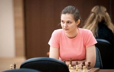 Музичук вийшла в 1/8 фіналу ЧС із шахів