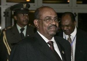 Суд Кении выдал ордер на арест президента Судана