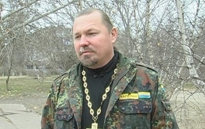 Священник устроил скандал из-за русской речи вгорсовете Херсона