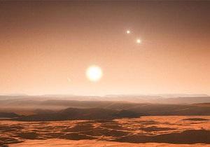 Астрономы нашли звезду с тремя  суперземлями