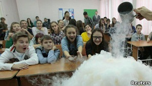 Би-би-си: В рейтинге лучших систем образования Россия - последняя