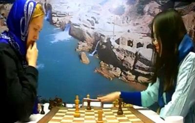 Украинка Музычук делает успехи вЧемпионате мира пошахматам