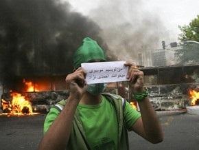 В столице Ирана отключили интернет-сайты и мобильную связь
