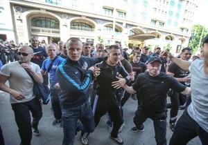 Яценюк назвал Клюева организатором драк во время митингов в Киеве