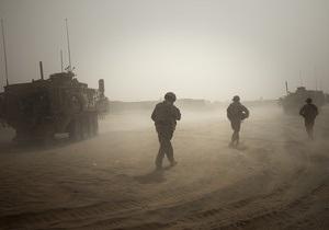 Канада завершила вывод боевых подразделений из Афганистана