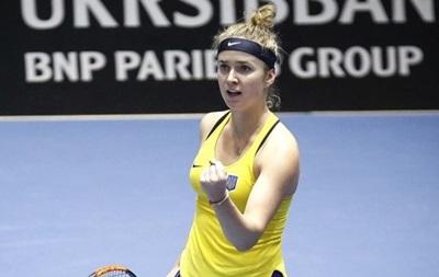 Дубай (WTA): Бондаренко прошла во 2-ой раунд, Цуренко— вылетела