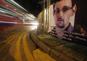 Эдвард Сноуден скрываестя от властей США