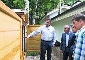 Пчеловод: Янукович своим хорошим видом обязан пчелам