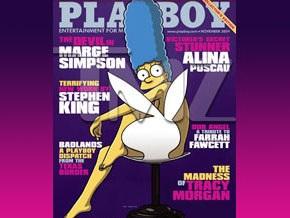 Мать семейства Симпсонов разденется для обложки Playboy