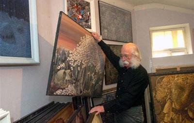 Похищено 101 картину известного украинского художника Ивана Марчука