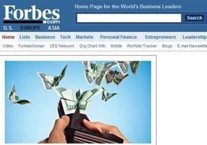 Первый замглавреда российского Forbes возглавит украинскую версию