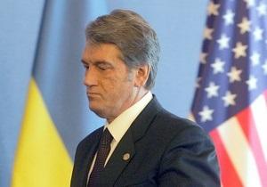 Москаль заявил, что Ющенко намерен получить американское гражданство