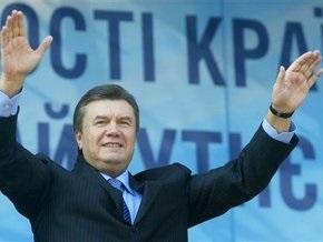 Янукович: Мы из этого дерьма еле-еле выбрались