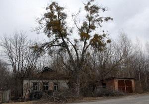 Би-би-си: Лесной пожар в Чернобыле сродни взрыву атомной бомбы?
