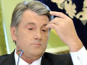 Ющенко призвал Луценко работать, а не  трещать